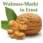 Walnussmarkt in Ernst