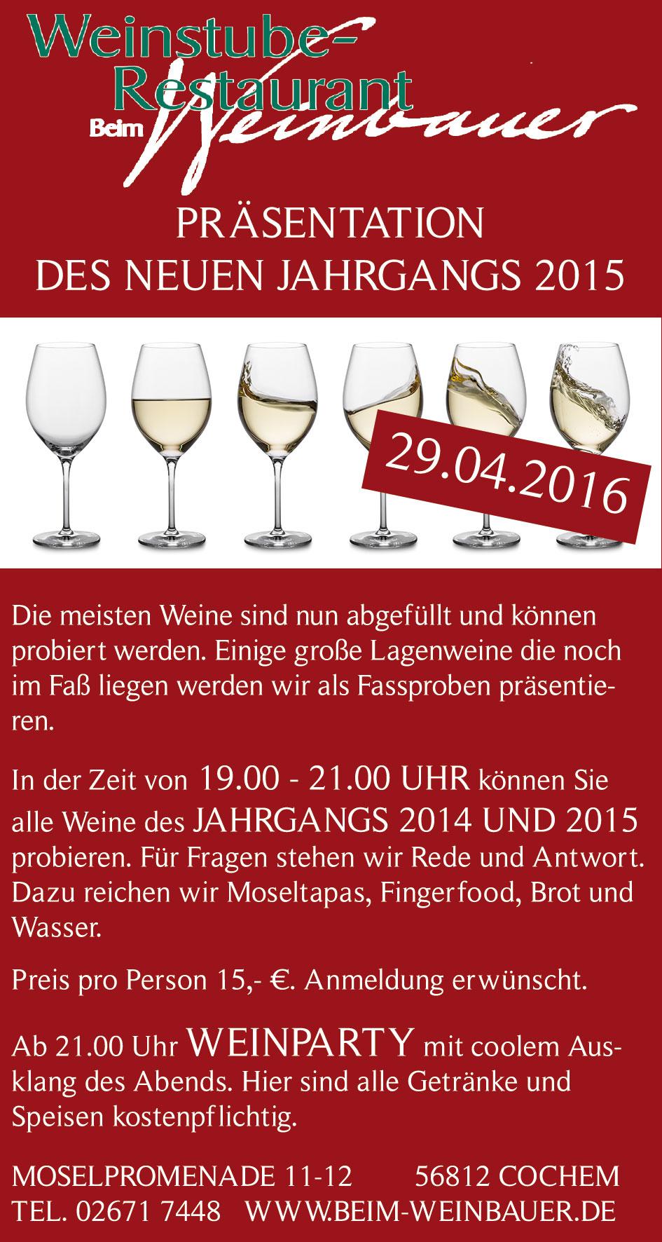 Anzeige-Jahrgangspr_2016_WB - Weingut Göbel-Schleyer-Erben