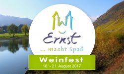 Weinfest 2017 Ernst