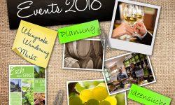 Planung Events 2018