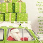 Adventsverkauf