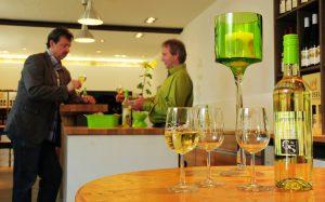 Weinprobe auf dem Weingut Göbel-Schleyer-Erben
