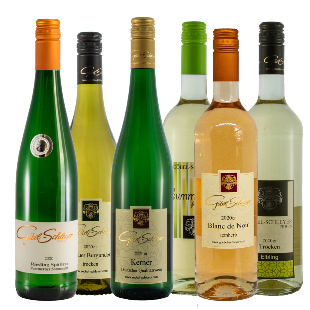 5. Live Weinprobe Erweitertes Paket